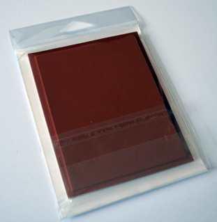 Mirror Block – Stempelfläche