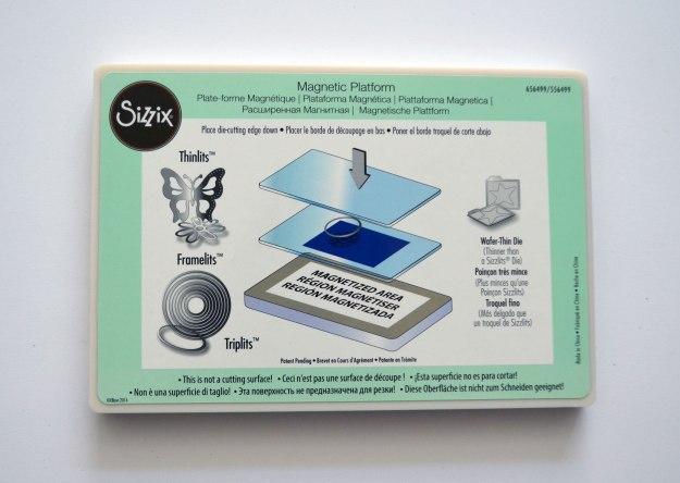 Magnetplattform